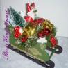 Geldgeschenk * Weihnachten * Schlitten* Weihnachtsdeko  * online kaufen