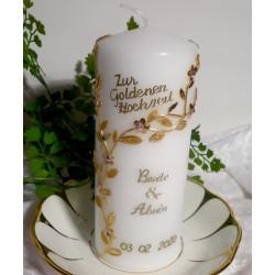Jubiläumskere zur Goldenen Hochzeit