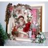 Weihnachtsdekoration * SHADOWBOX * Vintage Christmas *   Weihnachten * Deko * Geschenk