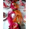 """TISCHDEKO KOMPLETT-SET """" Red Roses """""""