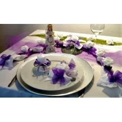 Tischdeko Kommunion Konfirmation Firmung Rosis Kerzenkunst Mehr